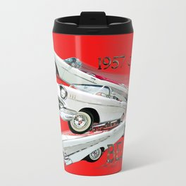 Last of the Tri Fives Travel Mug