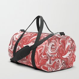 Strawberry Sundae Cream Duffle Bag