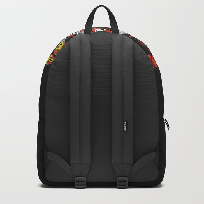 FALLING FISHES Backpack