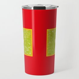 Lime Eyes – Strange Fruits Travel Mug