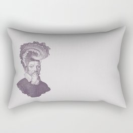 Haute Coiffure  /#8 Rectangular Pillow