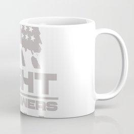 Fight the Powers Coffee Mug