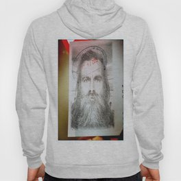Self-Portrait, Admitted, Crucified at Customs. July 20, 2015 Hoody