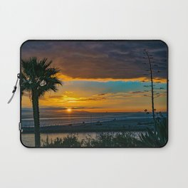 Sunset Framed from Lookout Point Laptop Sleeve