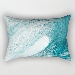 The Wave Rectangular Pillow