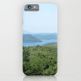 Water Lumps iPhone Case