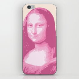 MONA LISA #2 iPhone Skin
