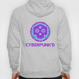Cybepunk'd Logo Hoody