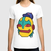 dope T-shirts featuring Dope by The Dopest Robot