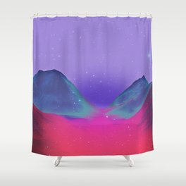SPACES Shower Curtain
