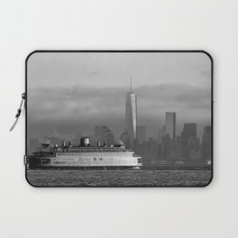 Ferry & Freedom Tower Laptop Sleeve