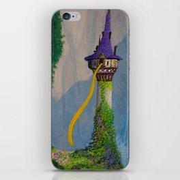 Rapunzel's Tower iPhone Skin