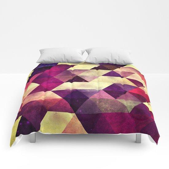 lyzy wyykks Comforters