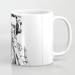 Bon Iver - Justin Vernon Coffee Mug