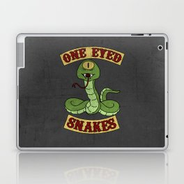 One Eyed Snakes Laptop & iPad Skin