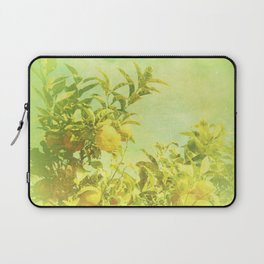 Mandarine Tree Laptop Sleeve