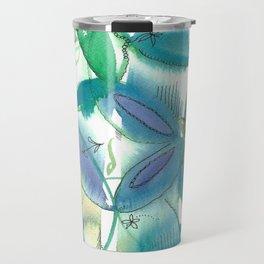 Boho Bamboo Travel Mug