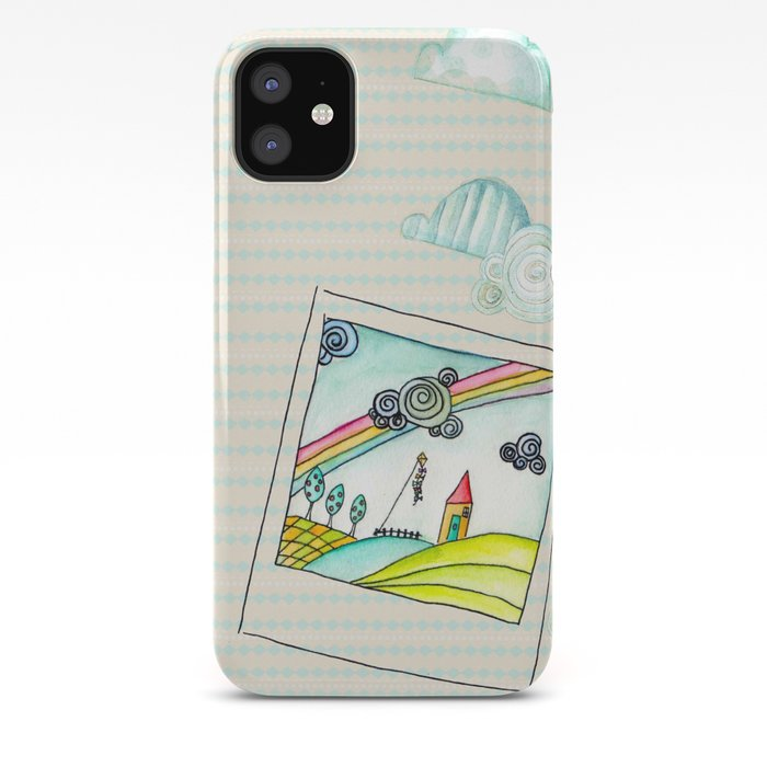 iphone cover polaroid