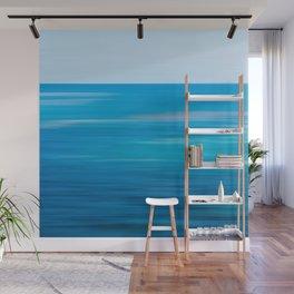 Blue Ocean Dream Wall Mural