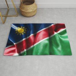 Namibia Flag Rug