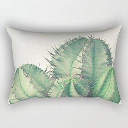 African Milk Barrel Rectangular Pillow