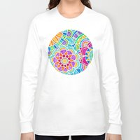 whimsical Long Sleeve T-shirts featuring Whimsical by ArtLovePassion