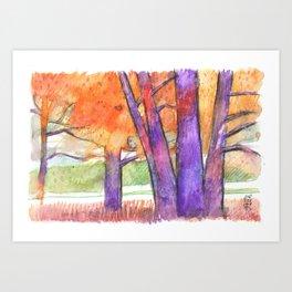 sw29-2012 Art Print