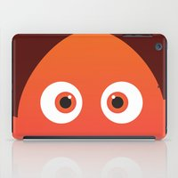nemo iPad Cases featuring PIXAR CHARACTER POSTER - Nemo - Finding Nemo by Marco Calignano