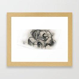 car design Framed Art Print