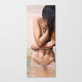Water Dweller Canvas Print