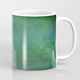 Looking into the depths of green Coffee Mug