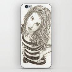 Hayley Williams iPhone & iPod Skin