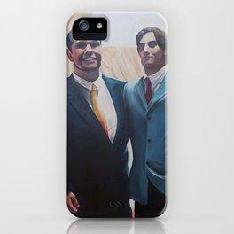 Verduga Timmerman iPhone Case