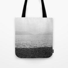 Mountains and the sea Tote Bag