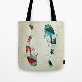 反対派 (opponents) Tote Bag
