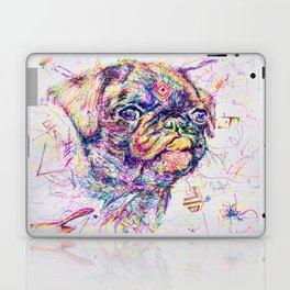 Pug Dog // Pugression Laptop & iPad Skin
