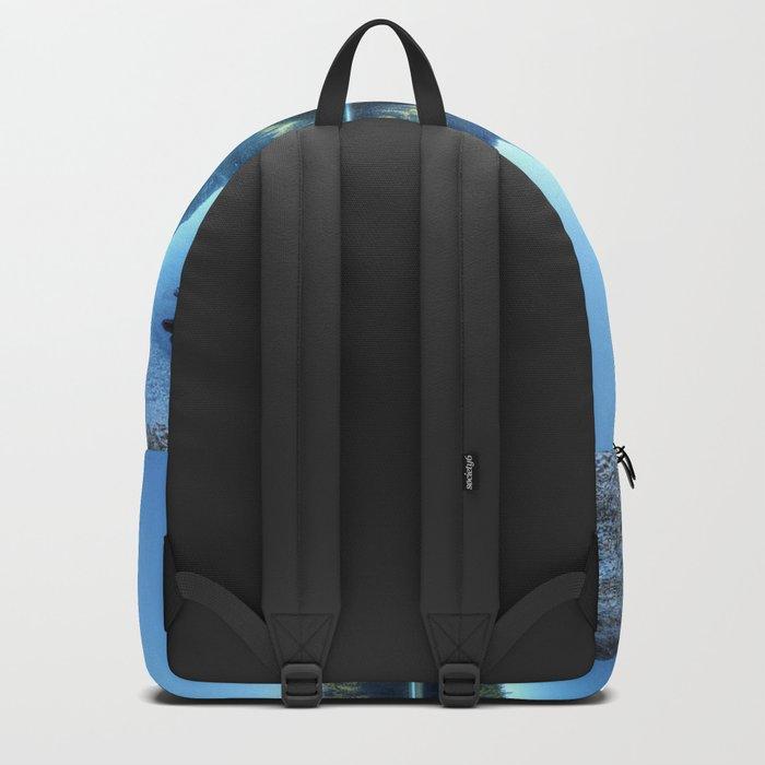 Blue Bliss Backpack