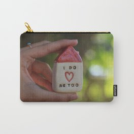I Do Me Too House Carry-All Pouch