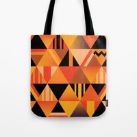 pumpkin Tote Bags featuring pumpkin by Gray