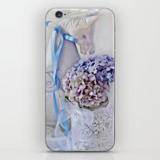 Just a little Horse  iPhone & iPod Skin
