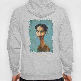 Portrait of Ayaan Hirsi Ali Hoody