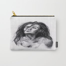 Megan Fox Sketch Carry-All Pouch