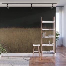 Wheat Field Wall Mural