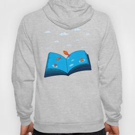 Sea of wisdom Hoody