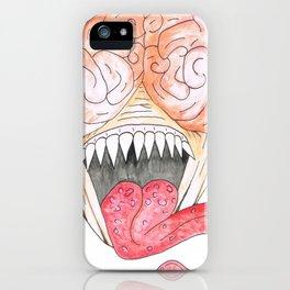 Licker iPhone Case