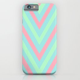 Pastel Dreams | Lavender Pink | Water Leaf iPhone Case
