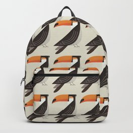 Whimsy Toucan Backpack