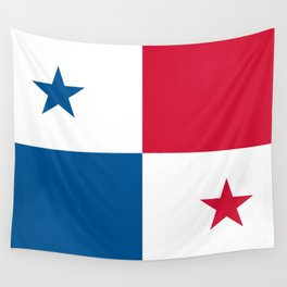 Flag of Panama Wall Tapestry