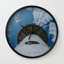 old lighthouse Wall Clock