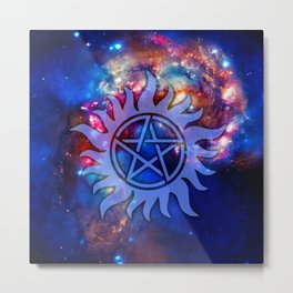 Supernatural Cosmos Metal Print